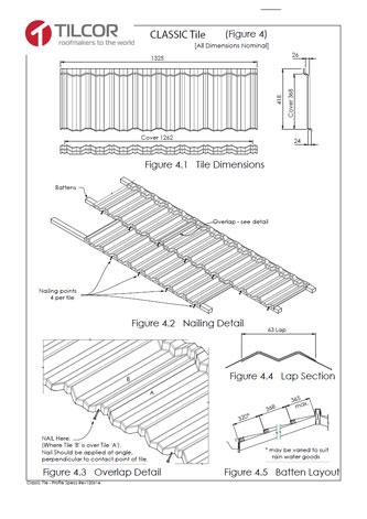 Tilcor Datenblatt
