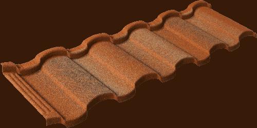 Blechdachziegel Antica
